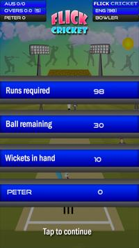 Flick Cricket screenshot 5