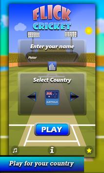 Flick Cricket screenshot 8