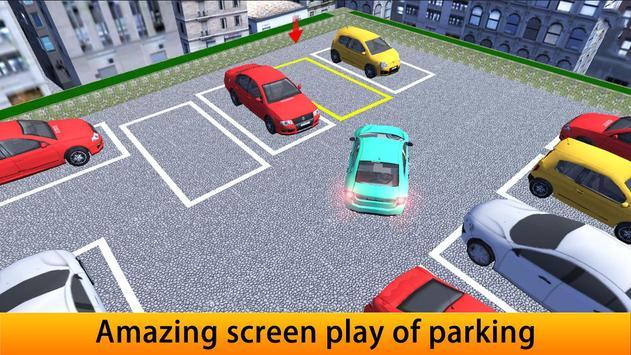Modern Car Parking Free 3D apk screenshot