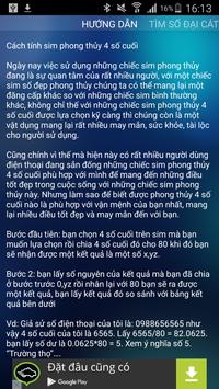 Sim Phong Thuy screenshot 2