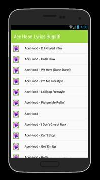 Ace Hood Lyrics And Hits poster