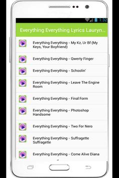 Everything Everything Hits apk screenshot