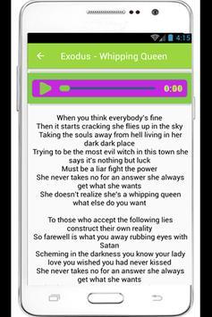 Exodus Lyrics poster