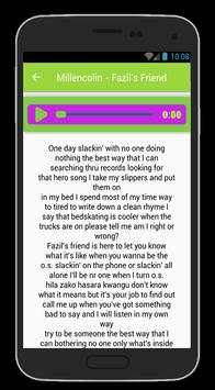 Millencolin Lyrics apk screenshot