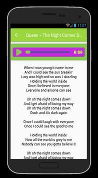 Queen Golden Hits apk screenshot