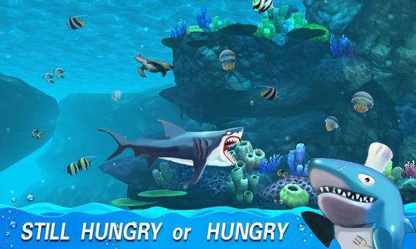 Hungry Megalodon apk screenshot