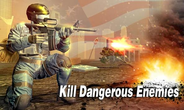 SWAT Sniper Killer apk screenshot