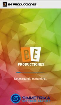 Be Producciones poster