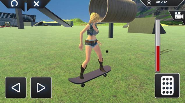 Skate Stunt Simulator 2016 apk screenshot