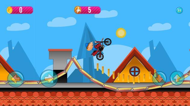 ben y holly motocicleta apk screenshot