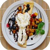 Tasty and Healthy recipes cookbook icon