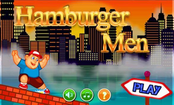 Hamburger Men Game poster