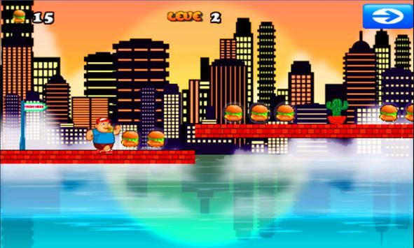 Hamburger Men Game screenshot 5