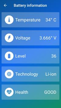 fast battery charger and doctor X5 screenshot 2
