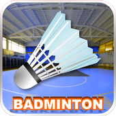 BADMINTON INDOOR icon
