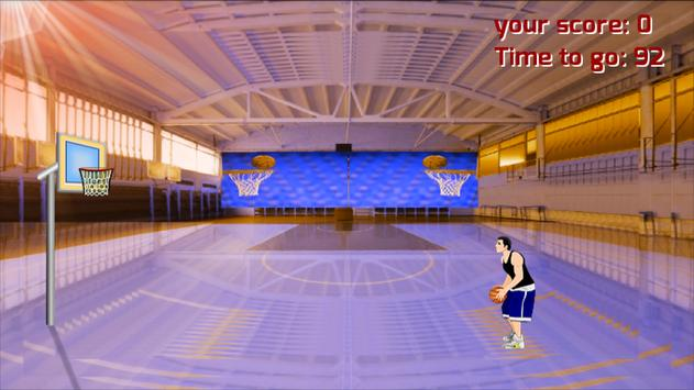 Basketball Game apk screenshot