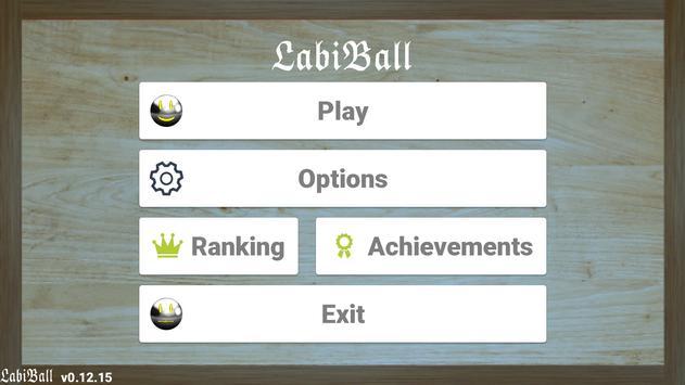 LabiBall apk screenshot