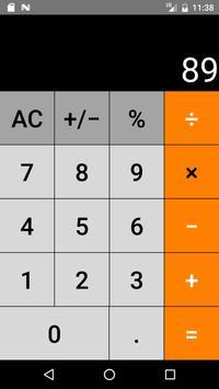 ICalculator screenshot 1