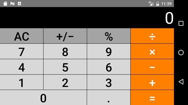 ICalculator screenshot 2