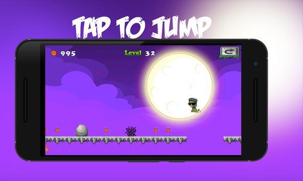 Hungry Zombie : Zombie Boy screenshot 4