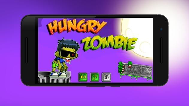 Hungry Zombie : Zombie Boy screenshot 5