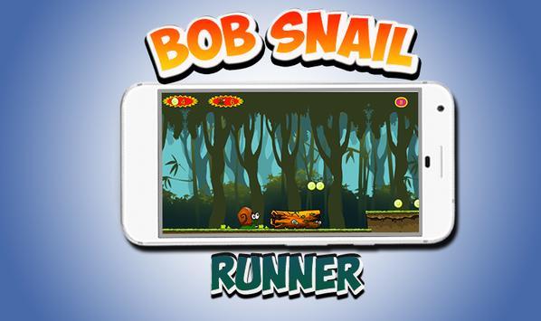 Snail Bob Runner poster