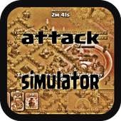 Attack Simulator for COC icon