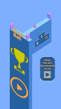 Cornerball - Tap to turn screenshot 3