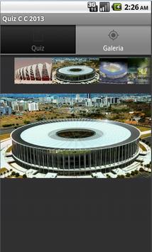 Quiz Copa das C 2013 screenshot 4