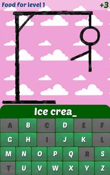 Free Hangman apk screenshot