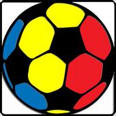 Liga 1 Romania Joc de memorie icon