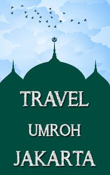 Travel Umroh Jakarta poster
