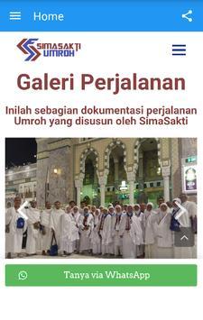 Travel Umroh Jakarta apk screenshot