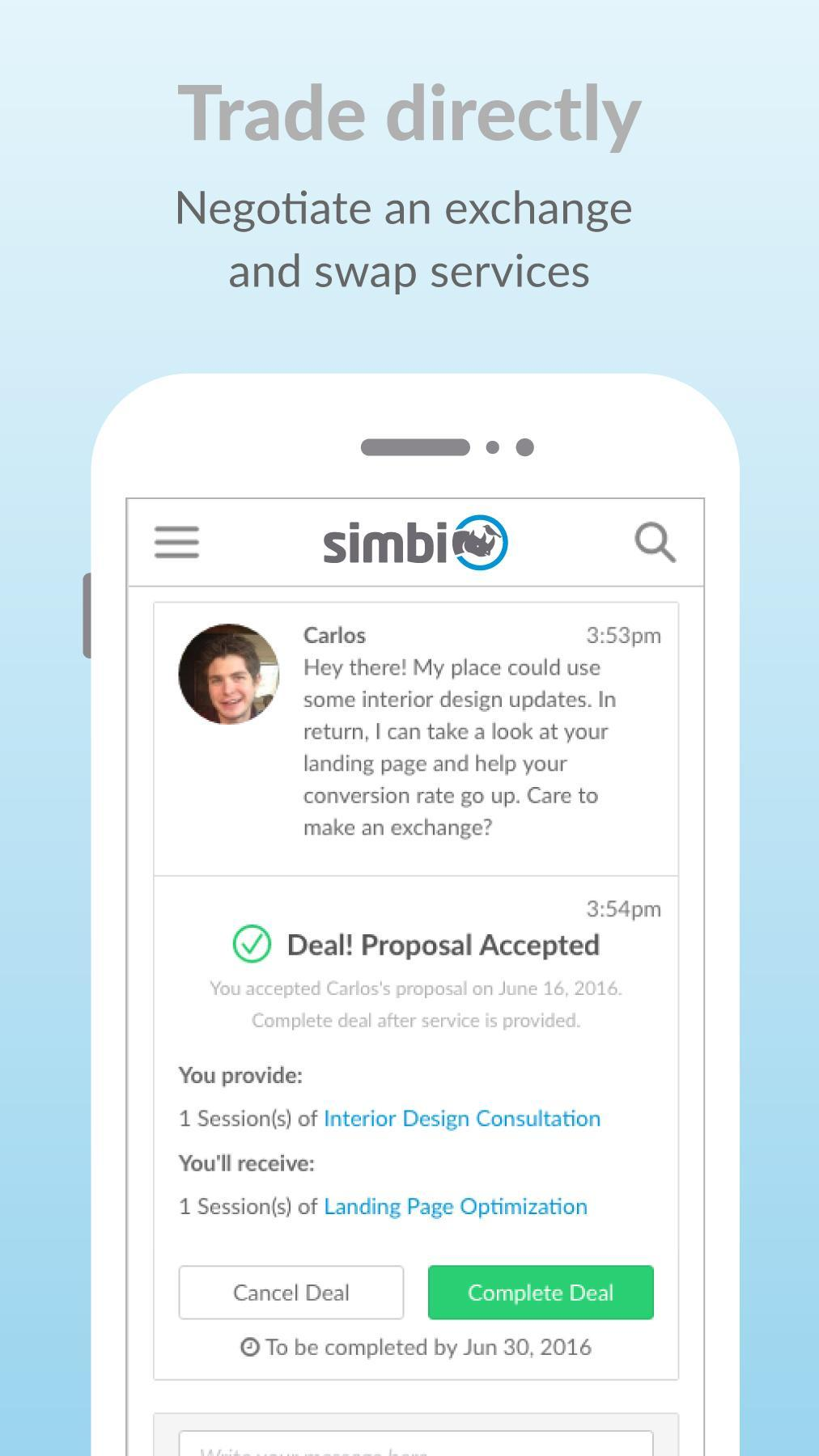 Simbi for Android - APK Download