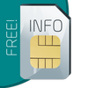 Sim Card Information and IMEI icon
