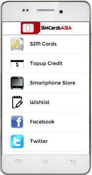 SIM Cards Asia poster