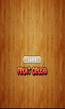 Fruit Crush Ninja for Free poster