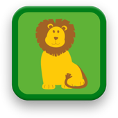 Jungle Match for Kids Free icon