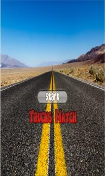 Truck Match for Free poster