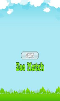Match'em: Zoo Animals Free poster