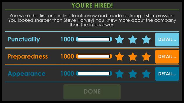 JobPro: Get Prepared! apk screenshot