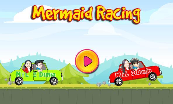 Racing Mermaid in Love 2 Dunia poster