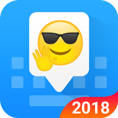 Facemoji Emoji Keyboard-Custom Keyboard,Theme,GIF icon