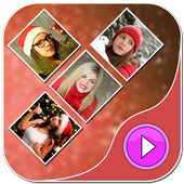 Christmas Video Maker Music icon