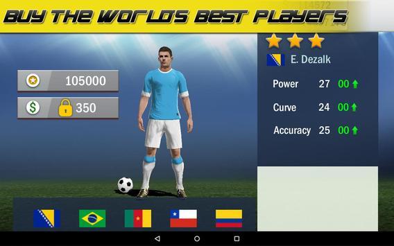 Football Kick 2016 screenshot 8