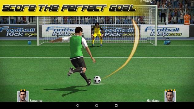 Football Kick 2016 screenshot 10