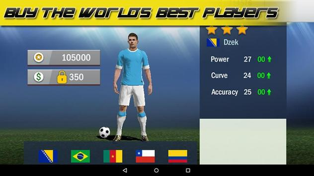 Football Kick 2016 screenshot 12