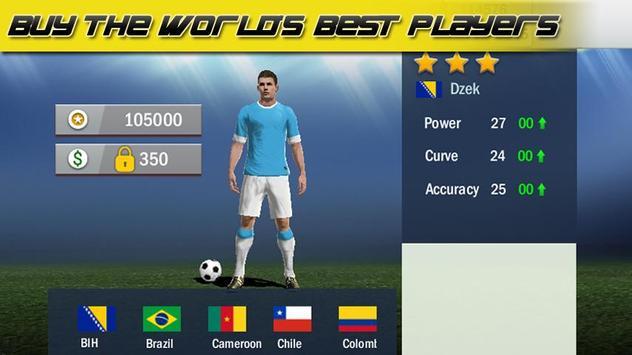 Football Kick 2016 screenshot 2