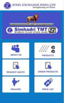 Simhadri TMT poster
