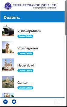 Simhadri TMT apk screenshot